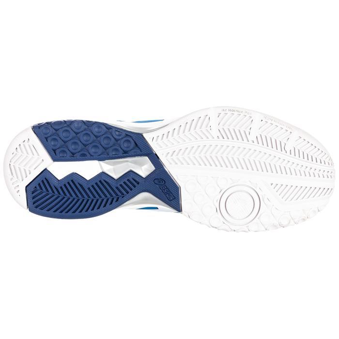 Zapatillas de bádminton-squash Gel Rocket 8 Azul/Blanco