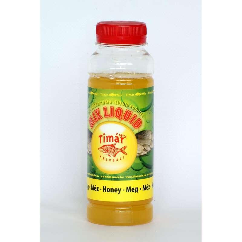 PONTYOZÓ CSALIK Horgászsport - Timár Mix Honey Liquid 250 ml TIMÁR - Finomszerelékes horgászat