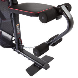 簡易重量訓練居家健身機