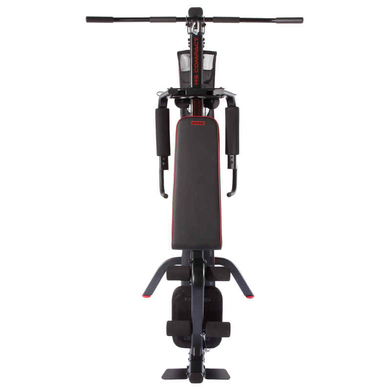 Appareil à Charge Guidée Home Gym Compact Musculation
