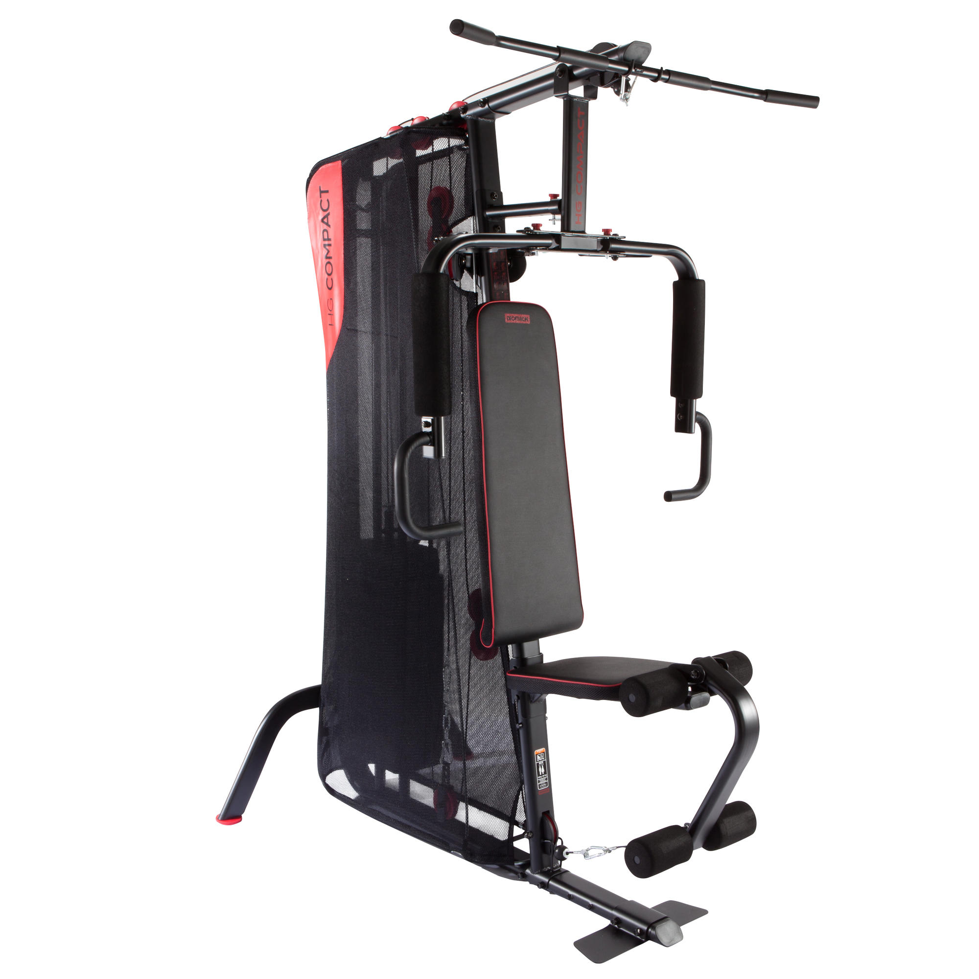 Appareil A Charge Guidee Home Gym Compact Musculation Domyos By Decathlon