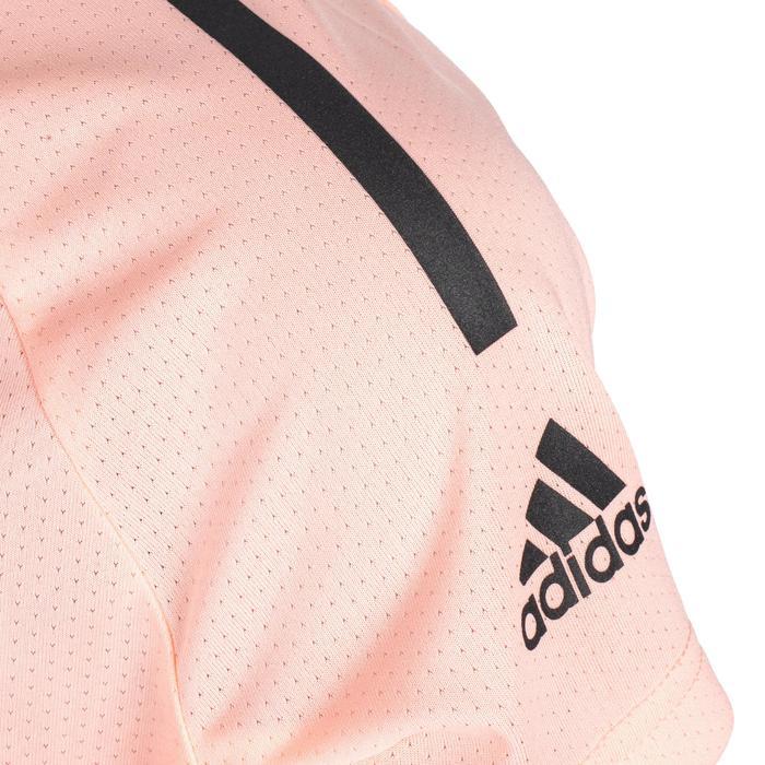 T-Shirt Gym fille corail - 1510830