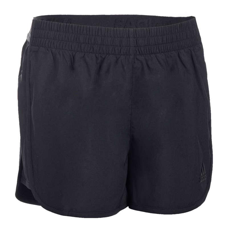 GIRL EDUCATIONAL GYM APPAREL - Girls' Gym Shorts - Black ADIDAS