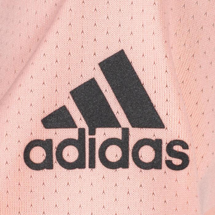 T-Shirt Gym fille corail - 1510868