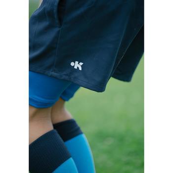 Short Rugby 100 kinderen blauw