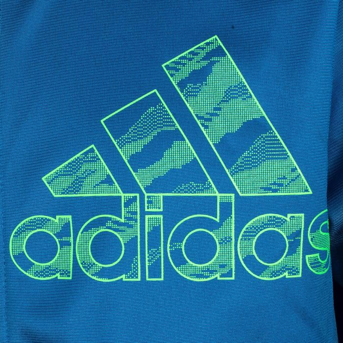 Gym trainingspak jongens blauw Adidas
