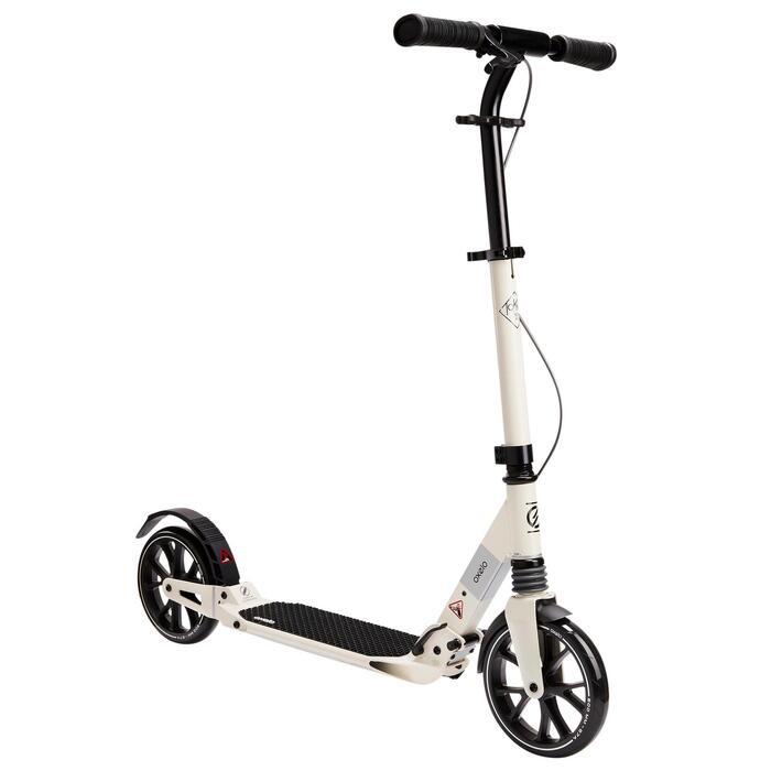 City-Roller Scooter Town 7 XL elfenbeinfarben
