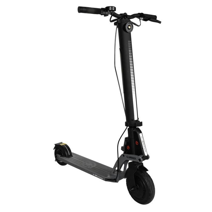 Elektro-Scooter Globber One K E-Motion schwarz