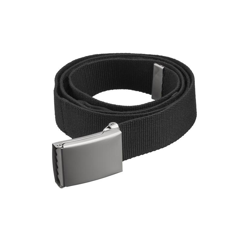 Cinturón billetero oculto -TRAVEL negro