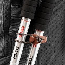 Trekkingrucksack Trek 700 70+10 Damen grau