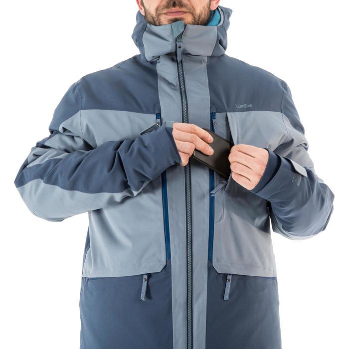 Skijacke All Mountain 900 Herren blau