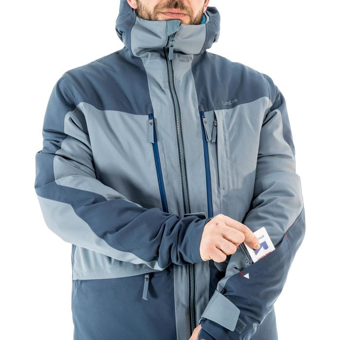 Veste de Ski All Mountain Homme AM900 Bleue