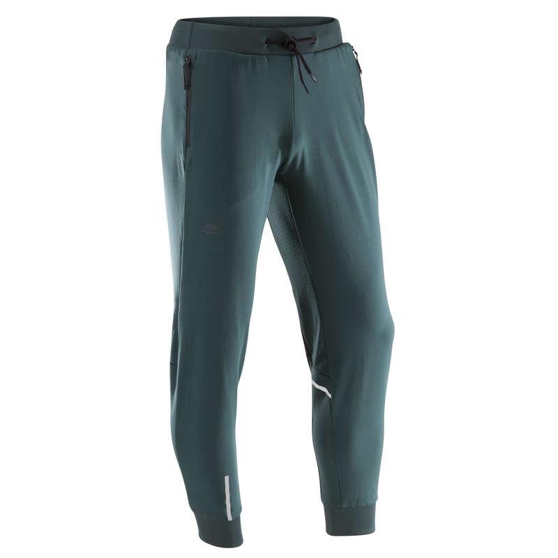 ODZIEŻ MĘSKA CHRONIĄCA PRZED ZIMNEM DO BIEGANIA REGULARNEGO Bieganie - Spodnie RUN WARM+ KALENJI - Bieganie