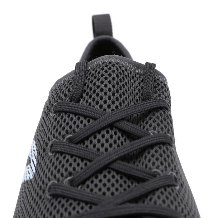 PW 100 men's fitness walking shoes dark grey - 1511492