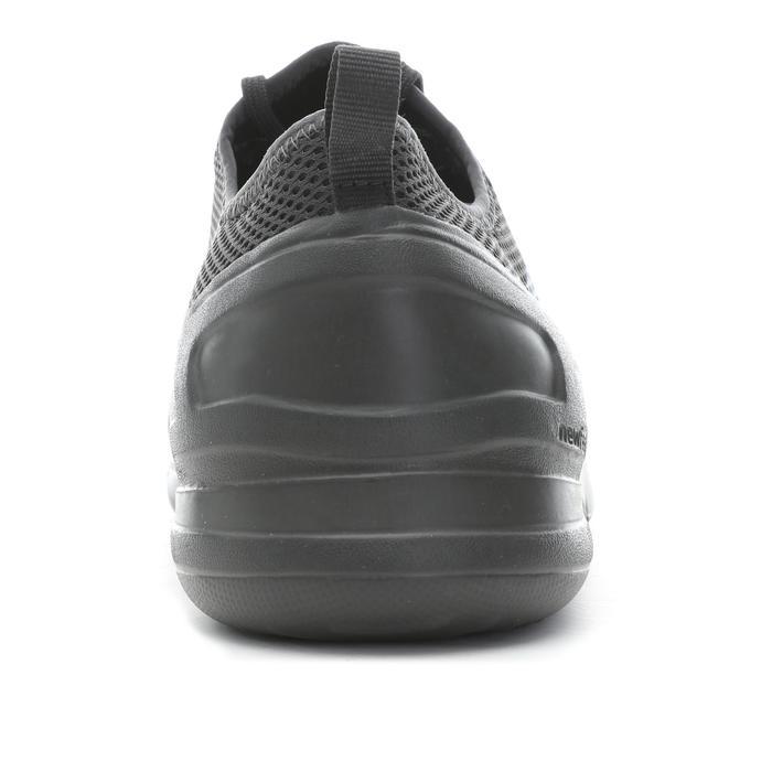 PW 100 men's fitness walking shoes dark grey - 1511493