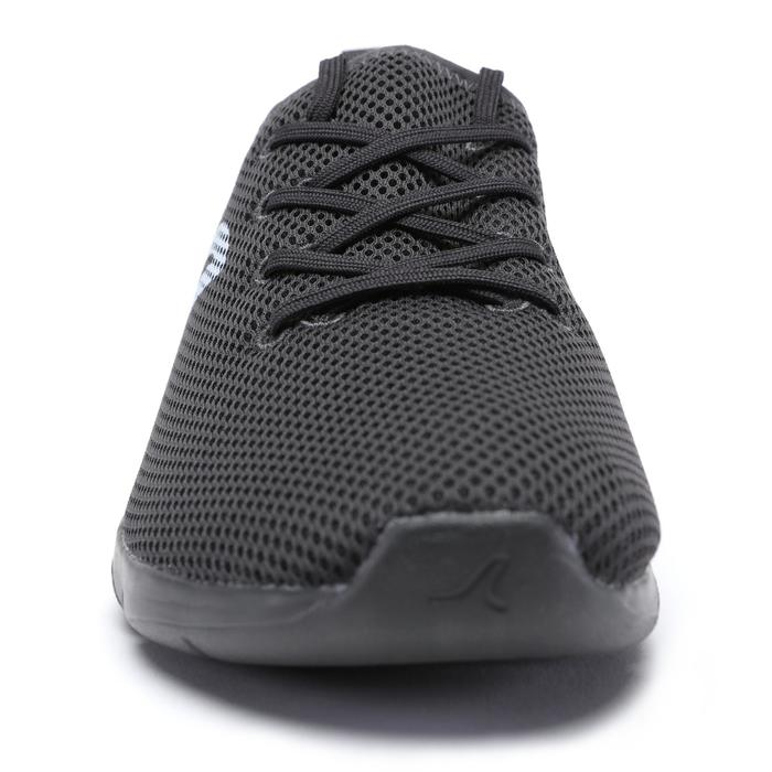 PW 100 men's fitness walking shoes dark grey