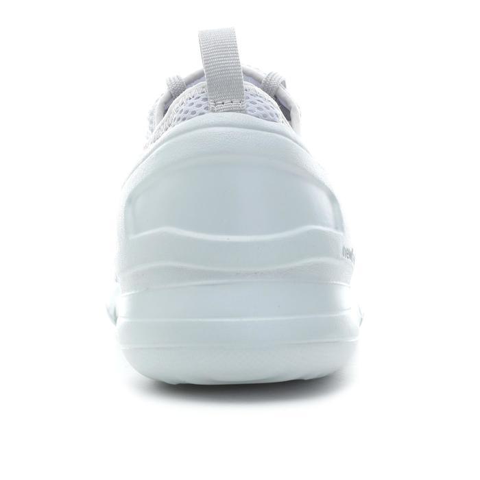 PW 100 women's fitness walking shoes light grey - 1511538