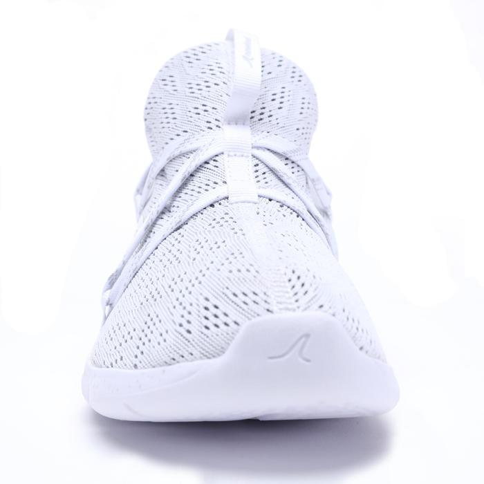 Giày đi bộ fitness PW 140 nam - Trắng