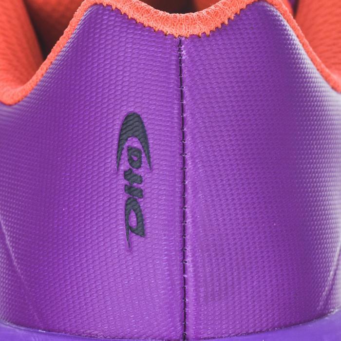 Hockeyschoenen voor kinderen laag-/gemiddeld intensief Light 100 paars