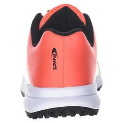 Hockeyschoenen voor kinderen laag-/gemiddeld intensief Light 100 oranje