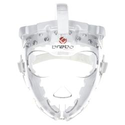Masque protection de hockey sur gazon adulte Brabo