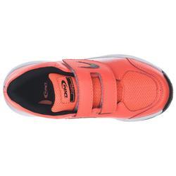 Hockeyschoenen voor kinderen laagintensief FixAndGo oranje