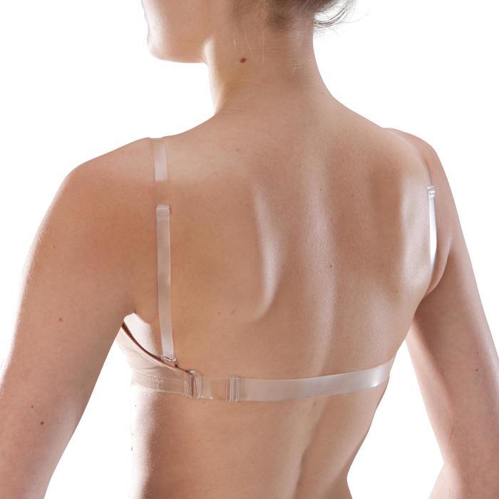 Sujetador Ballet Domyos Mujer Invisible Nude
