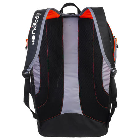 Swimming Backpack 900 40 L - Black Neon Orange
