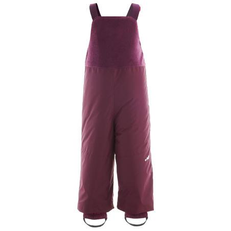 Babies' Skiing/Sledding Snow Pants Warm - Purple