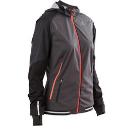 Kiprun Evolutiv Women's Running Jacket - Coral