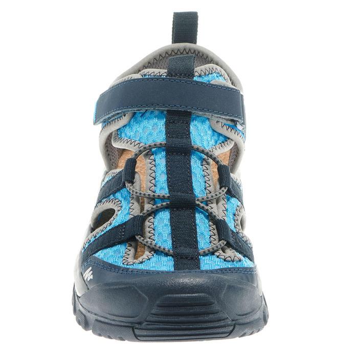 Sandalias de senderismo niños NH900 JR Azul