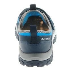 Sandales de randonnée enfant MH150 JR bleues