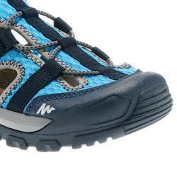 Children's MH150 JR hiking sandals - Blue