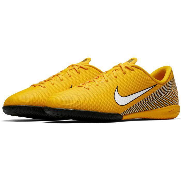 Zaalvoetbalschoenen voor kinderen Mercurial Vapor Academy Neymar HW18 oranje