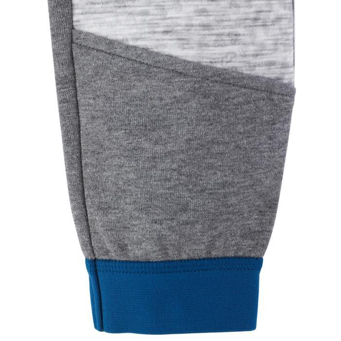 500 Baby Gym Bottoms - Dark Grey/Blue