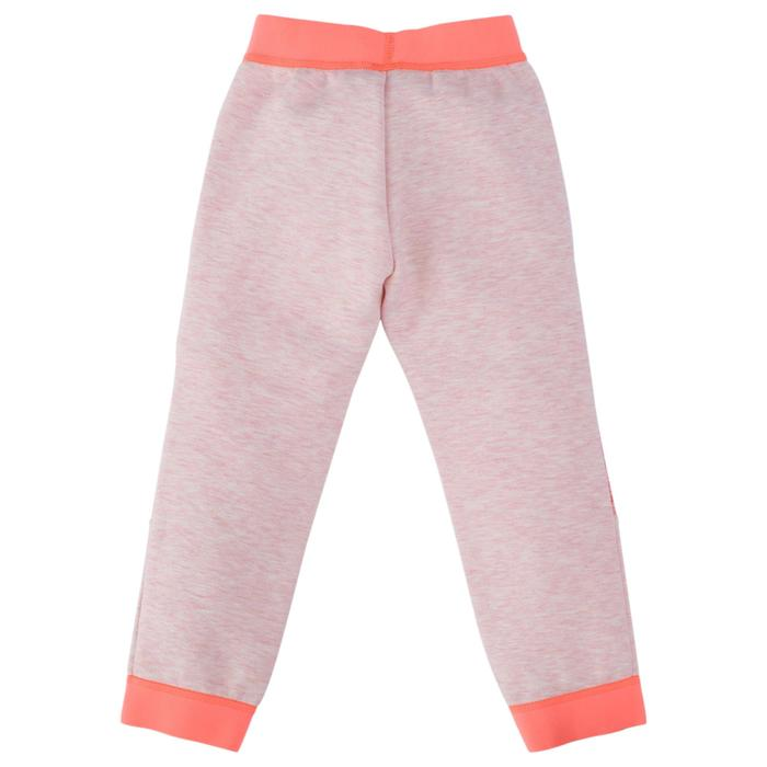 500 Spacer Baby Gym Bottoms - Grey/Pink - 1512694