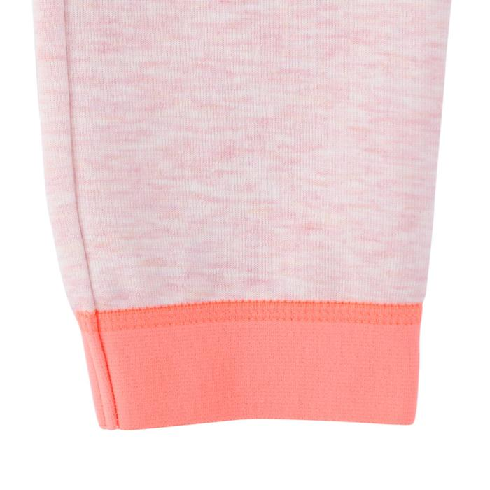 500 Spacer Baby Gym Bottoms - Grey/Pink - 1512729