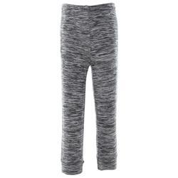 幼童健身長褲S500 - 灰色
