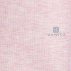 500 Baby Gym Bottoms - Pink/Orange
