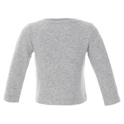 運動衫100 - 灰色印花