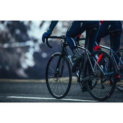 Fahrrad-Überschuhe 900 Road 5mm Herren schwarz