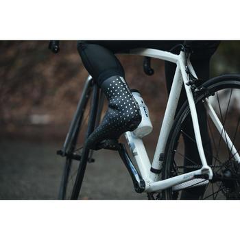 Cubrecalzado CICLISMO ROADR 900 negros 5mm