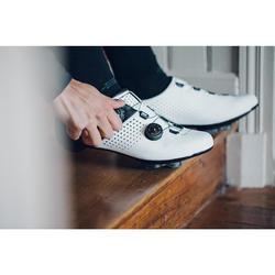 Chaussures de vélo VAN RYSEL blanc