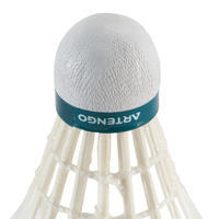 BSC930 Badminton Shuttlecocks (Speed 78 - FFBAD Standard-Approved) 12-Pack