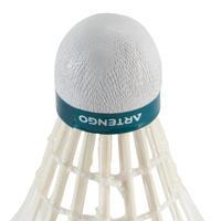 BSC930 Badminton Shuttlecocks (Speed 77 - FFBAD Standard-Approved) 12-Pack