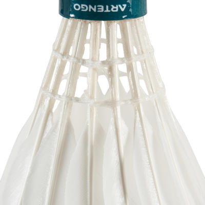 BSC930 Badminton Shuttlecocks (Speed 77 - FFBAD Standard-Approved) 12-Pack
