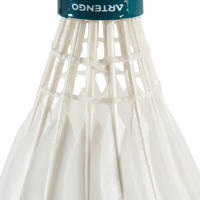 BSC930 Badmintono plunksniukai (greitis 77, patvirtinti pagal FFBAD), 12 vnt.