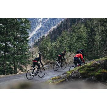 Collant vélo avec bretelles femme cyclosport 900 noir