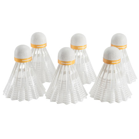 Superior Badminton Overgrip 3-Pack - White