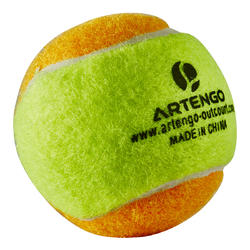 Beach tennis set 700 oranje - 151367